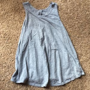 Old Navy open back go dry active tank